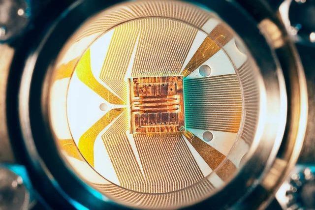 Wird der Quantencomputer bald Wirklichkeit?