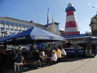 Fotos: Hamburger Fischmarkt in Rheinfelden