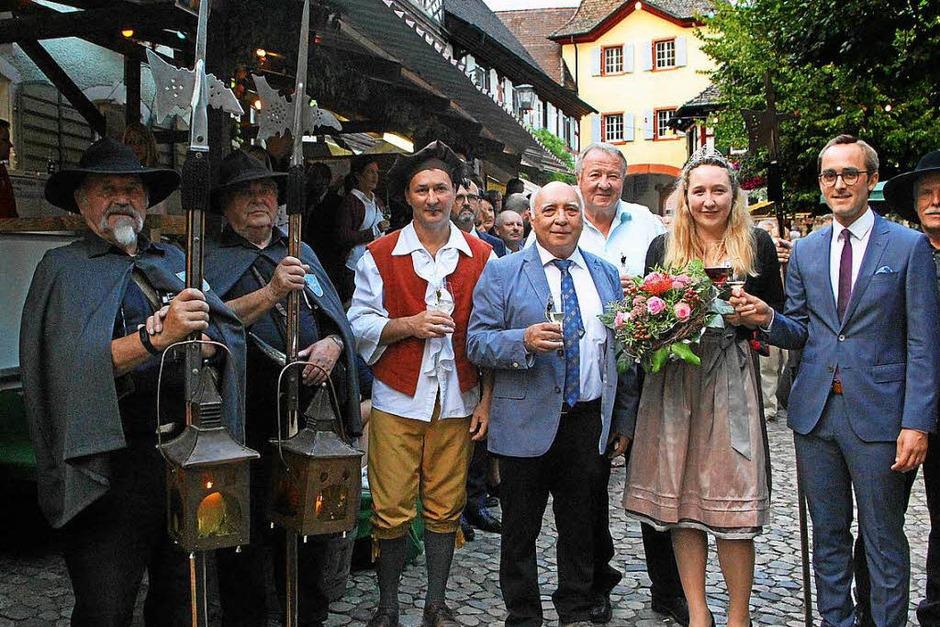 Impressionen von den Weintagen Burkheim (Foto: Herbert Trogus)