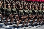 Fotos: Nordkorea hält zum 70. Gründungstag große Militärparade ab