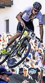 Freiburger Mountainbiker bei WM hinter der Spitze