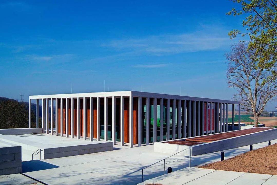 Ort der großen Sonderausstellung: das Literaturmuseum der Moderne   | Foto: : DLA Marbach, Chris Korner