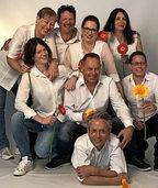 """Theatergruppe miniMix spielt Norman Robbins Komödie """"Akt mit Blumen"""" in Lörrach-Haagen"""