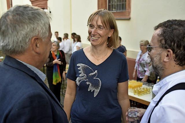 Anne Lepper wurde als neue Pfarrerin von Ottoschwanden und Brettental in die Gemeinde eingeführt