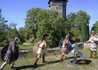 Wie römische Soldaten kämpften