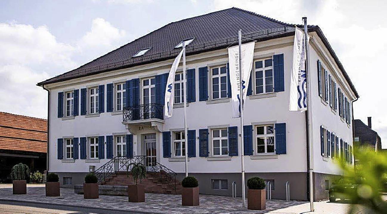 Das Rathaus in Weisweil  | Foto: Anna Huber