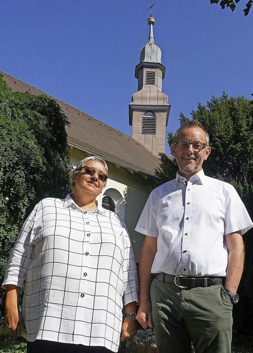 Ökumenisches Sanierungsprojekt: Dekani...hreiter, der drei Glocken beherbergt.   | Foto: Ursula Freudig