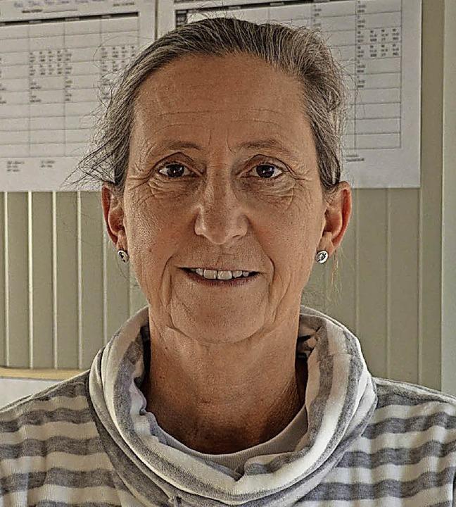 Annette Grether  | Foto: Horatio Gollin