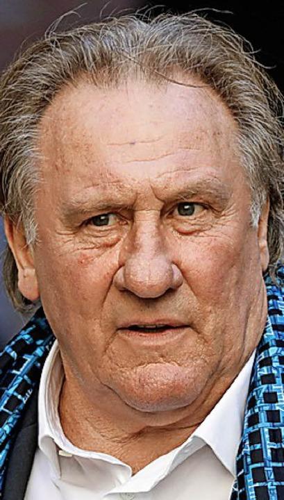 Depardieu  | Foto: dpa