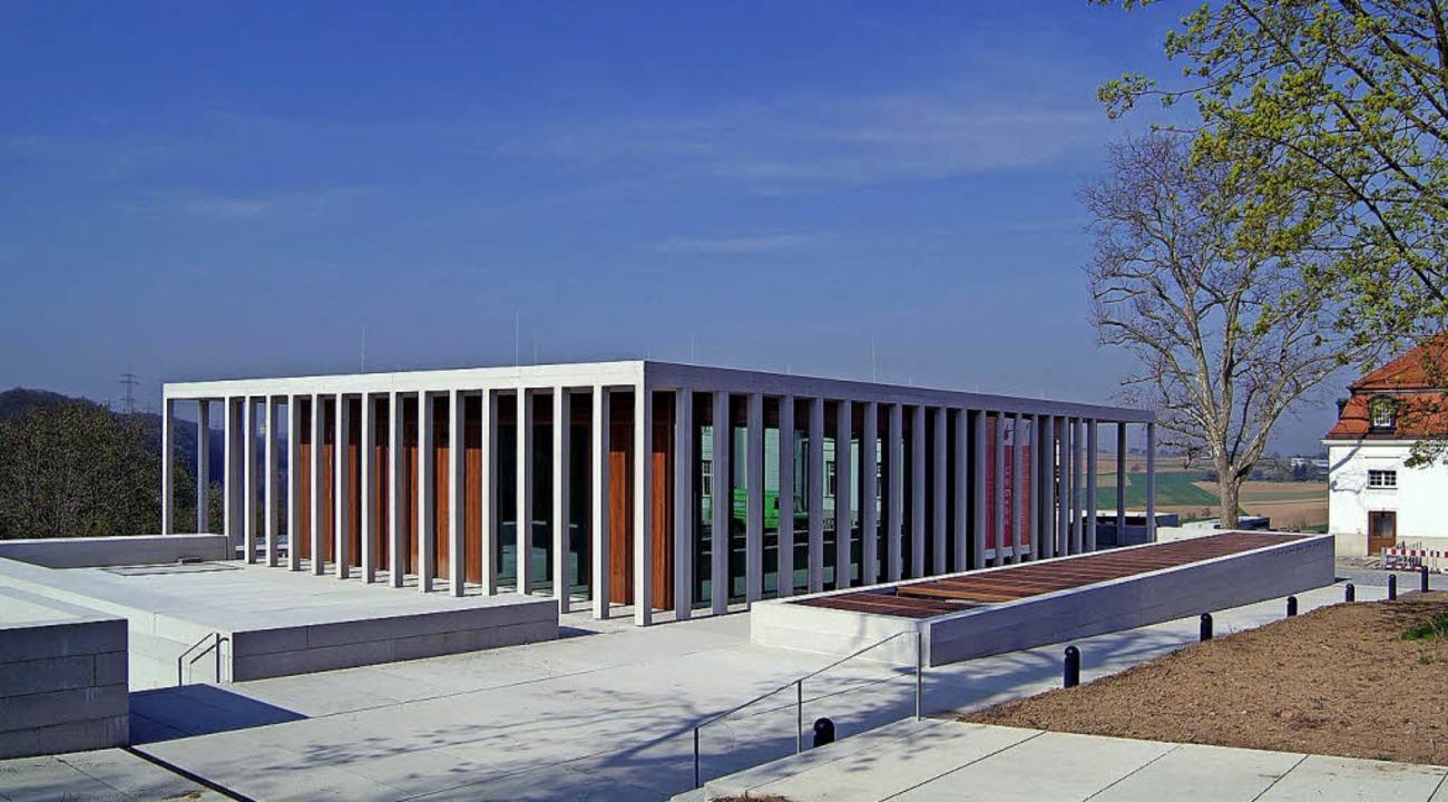 Ort der großen Sonderausstellung: das Literaturmuseum der Moderne  | Foto: Chris Korner