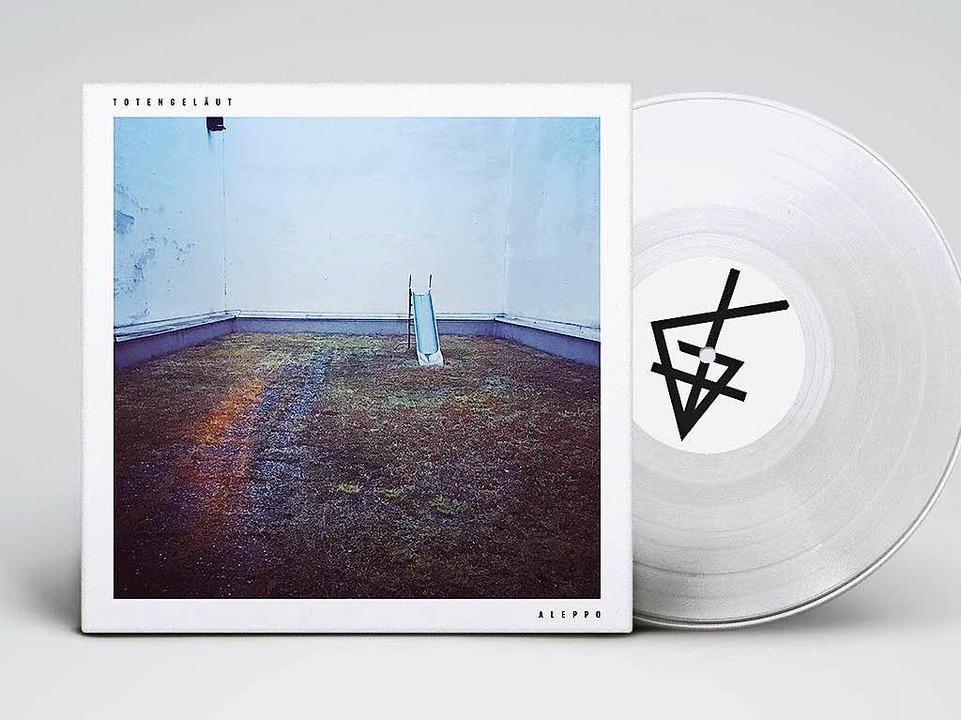 Auf Anette Records erscheint das Mini-Album in klarem Vinyl.  | Foto: Pro