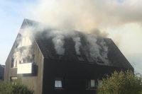 Feuer zerstört Dachstuhl in Sölden – mehrere Hunderttausend Euro Schaden