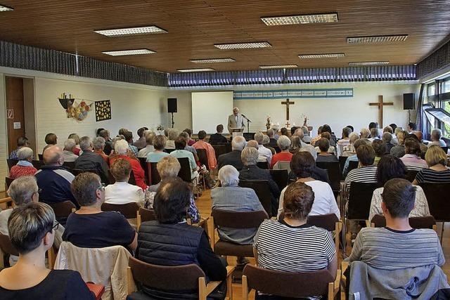 Weisweil sagt Gemeindehaus