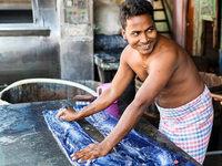 Fotos: Die größte Outdoor-Wäscherei der Welt in Mumbai