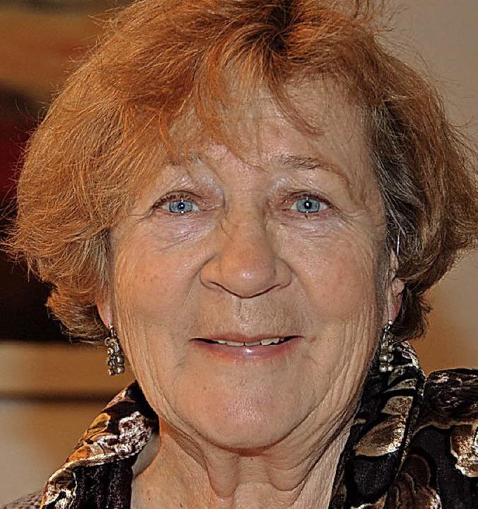 Ursula Roth   | Foto: Steinhart