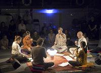 Das gemeinsame Meditieren