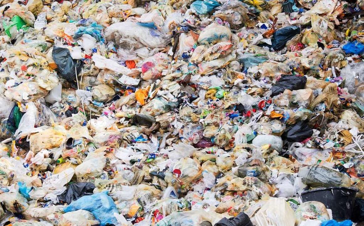 Plastikmüll ohne Ende  | Foto: dpa