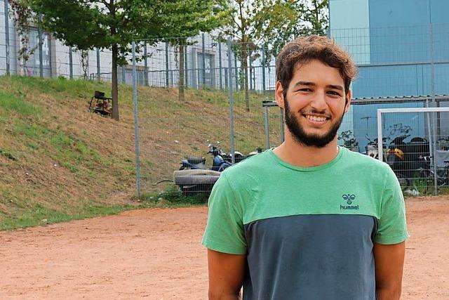 Wie ein Fußballtrainer in Freiburg einen Beitrag zur Integration leistet