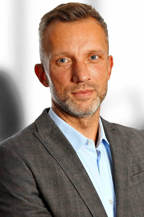 Michael Wirbel ist der neue Campus Dir...der Hochschule Macromedia in Freiburg.  | Foto: privat