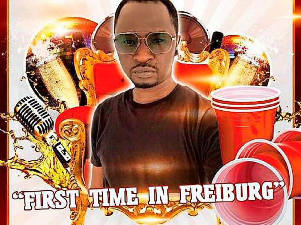 DJ Pisces aus Gambia legt seit den 90e...m  Freitag führt ihn ins White Rabbit.  | Foto: Promo