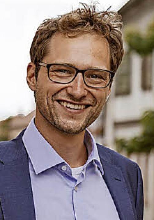 Andreas Schmidt (31), Diplom-Physiker,...der Bürgermeisterwahl  in Endingen an.  | Foto: Privat