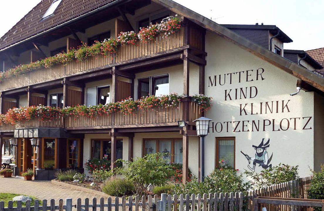 Die Rehaklinik Hotzenplotz bleibt auf ...gen ab zehn Betten positiv auswirkte.   | Foto: Wolfgang Adam
