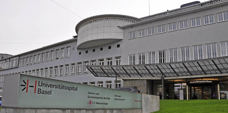 Das Unispital Basel soll mit dem Kanto...elland eine gemeinsame Gruppe bilden.   | Foto: Gramespacher