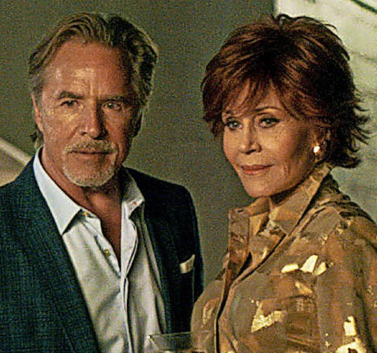 Don Johnson, Jane Fonda   | Foto: Paramount/SquareOne/dpa