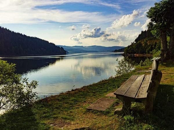 Die Weite des Sees (Schluchsee)