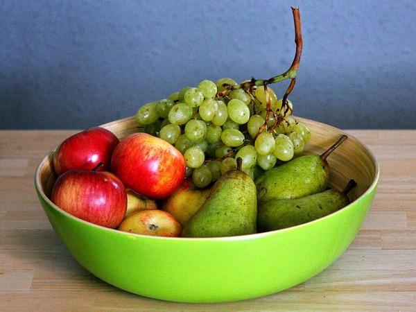 Obst aus der Region (Freiburg)