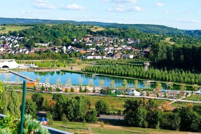 Landesgartenschau wegen Rückbau ab Mitte Oktober für mehrere Monate geschlossen