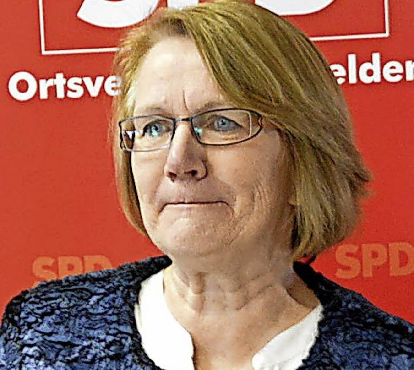 Karin Paulsen-Zenke  | Foto: Horatio Gollin