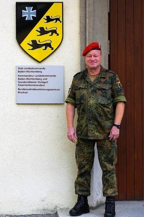 Oberstleutnant Markus Kirchenbauer  | Foto: privat