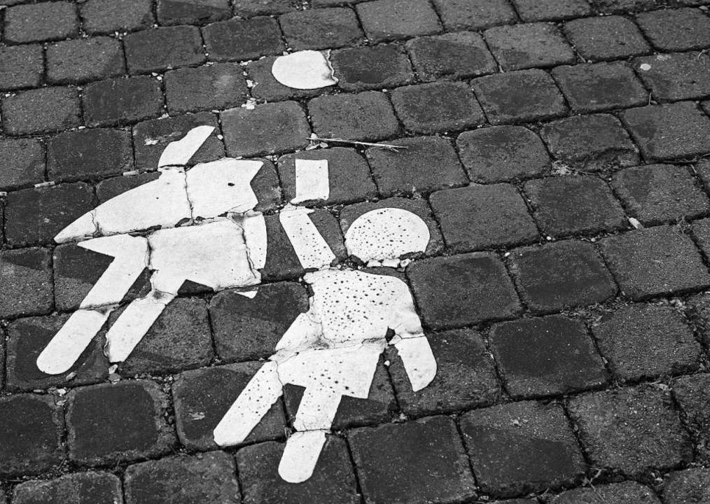 Das Mädchen war gerade auf dem Nachhauseweg.  | Foto: BZ