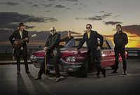The Black Sorrows auf Citizen Tour in Offenburg