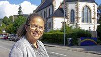 Eine Badnerin aus Köln