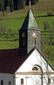 """Ab 1789 eine eigene Kirche in der """"Eich"""""""