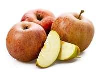 Schön mit Schale: der Apfel