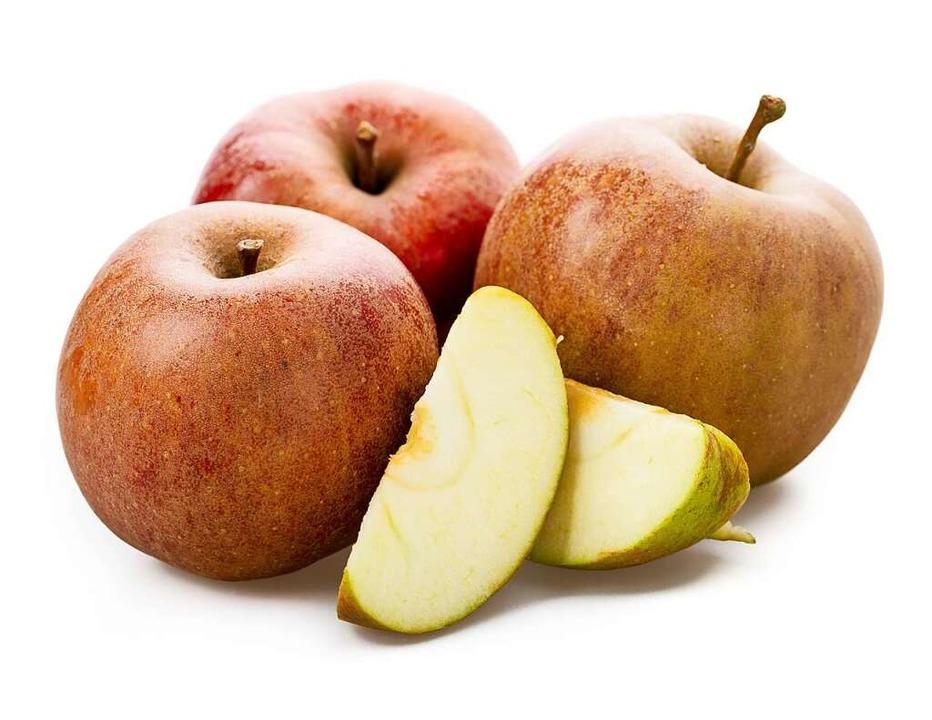Äpfel.    Foto: Christian Fischer