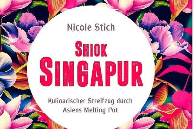 Die Küche Singapurs: Ritt durchs lukullische Paradies