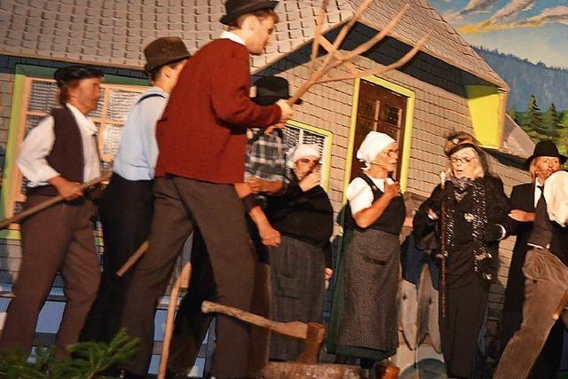 Fotos: Jubiläumstheater in Todtmoos