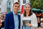 Sommerwetter beim Weinzauber in Gundelfingen
