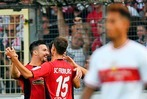 Fotos: SC Freiburg – VfB Stuttgart 3:3