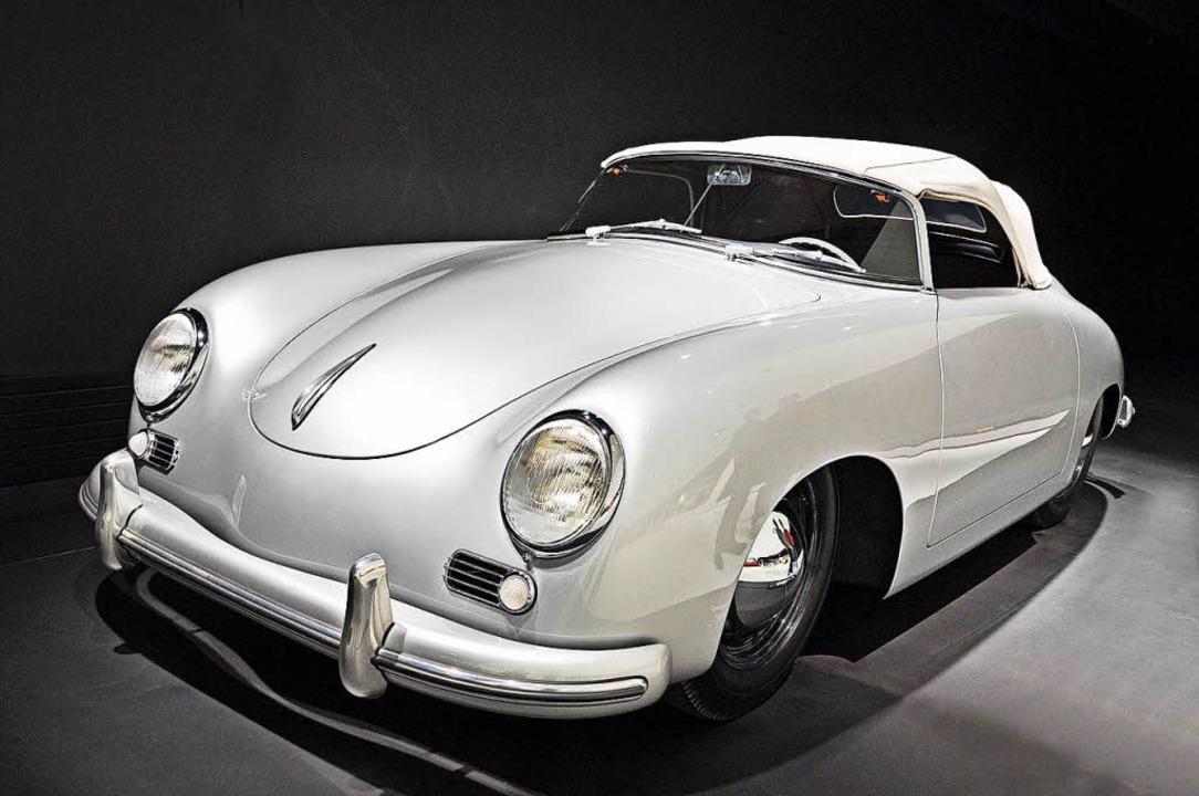Klassiker deutscher Hersteller sind be...liebt (im Bild: Porsche 356 Cabriolet)  | Foto: Marco2811