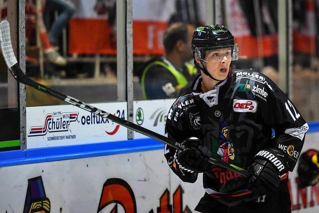 EHC kassiert gegen Bad Tölz drei Treffer in den Schlussminuten