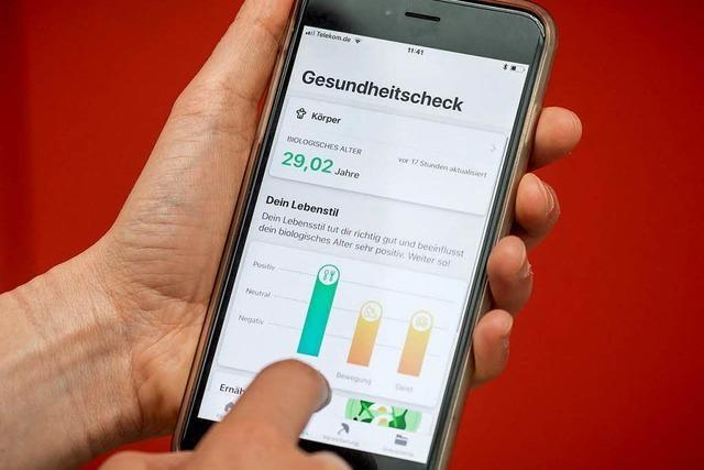 Neue Gesundheits-App für Millionen deutsche Versicherte startet