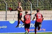 Die A-Jugend des SC Freiburg holt ein 0:4 gegen Bayern München auf