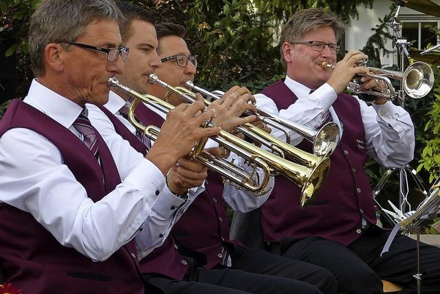 Orchester in Bestform