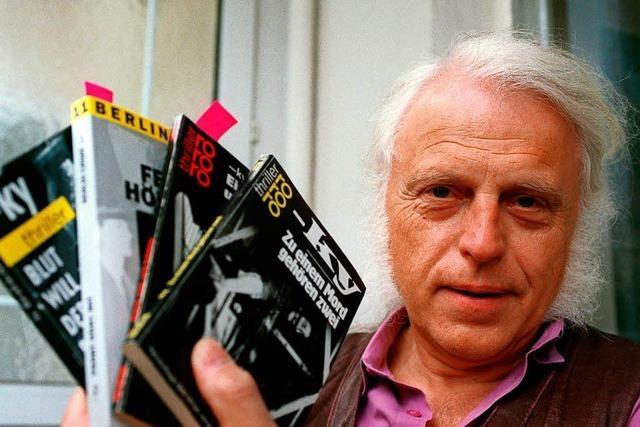 Der Krimiautor Horst Bosetzky alias -ky ist tot