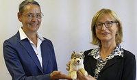 Neue Grimmels-Chefin offiziell ins Amt eingeführt